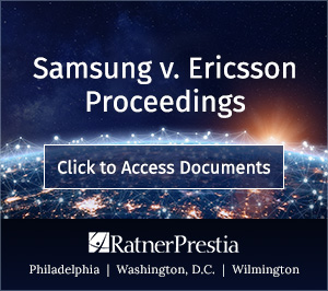 Samsung v. Ericsson Proceedings - Click to Access Documents